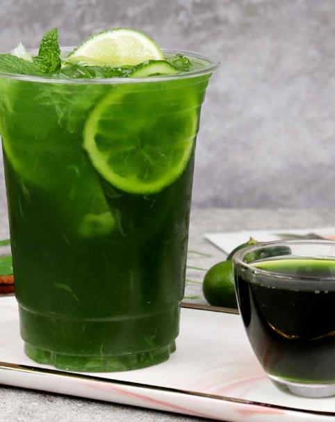 IFF 泰式绿茶香精